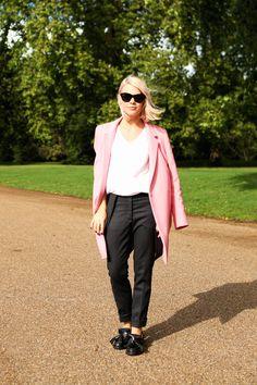 Personal Style: The Studio Nicholson Pink Coat