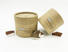 zeus&maia body butter cardboard packaging made in South Africa Cardboard Packaging, Body Products, Body Butter, South Africa, Coconut, How To Make, Whipped Body Butter