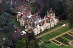 Stately: Friar Park, George Harrison's Oxfordshire in Henley on Thames