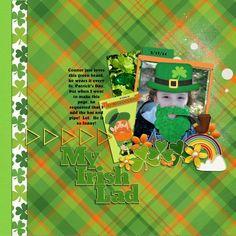 My Irish Lad  Clever Monkey Graphics - Irish Charm http://store.gingerscraps.net/irish-charm-by-Clever-Monkey-Graphics.html  JB Studios {templates} J Double U 13 templates http://store.gingerscraps.net/JDoubleU-13-Templates-by-JB-Studio-Commercial-Use.html