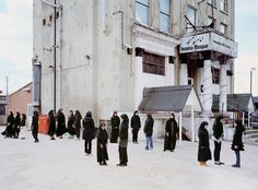 'Everyone thinks this is somewhere in the Middle East' ... Mitra Tabrizian's best photograph is from the 2010 series Another Country.