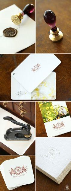 branding - wax, rich, luxury by isra