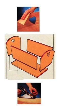 Como hacer un ropero o closet de mdf facil m quinas for Muebles de carton pdf