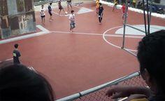 AP thailand unusual football field designboom