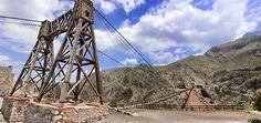 Puente de Ojuela, Gómez Palacio.