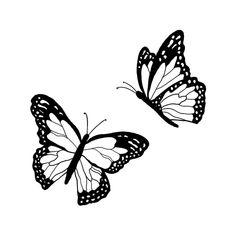 Mini Tattoos, Dainty Tattoos, Cute Tattoos, Small Tattoos, Tatoos, Simple Butterfly Tattoo, Butterfly Tattoos For Women, Butterfly Tattoo Designs, Butterfly Shoulder Tattoo