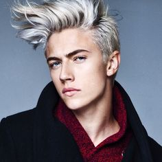 Lucky Blue Smith by JM Dayao. Zippertravel.com Digital Edition