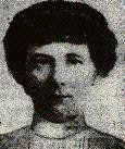 """Mrs Katherine """"Kate"""" Gold, 40, was born in Woolwich. She was rescued on lifeboat 11.    When she signed-on to the Titanic on 6 April 1912 she gave her address as Glenthorne Bassett. Her last ship had been the Olympic. As a stewardess she received monthly wages of £3 10s."""