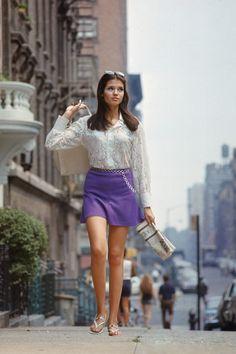 New York, 1969, Vernon Merritt III