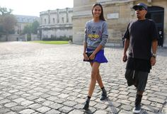 The 40 Best Street Style Looks from Spring 2014 - Vogue Daily - Fashion and Beauty News and Features - Vogue