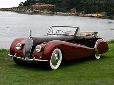Voisin C28 Saliot Cabriolet