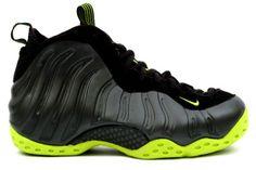 size 40 418de 05364 314996-003 Nike Air Foamposite one black black bright cactus Discount Nikes,  Nike Air