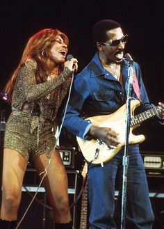 Ike and Tina Turner performing on Don Kirshner's Rock Concert, Music Icon, Soul Music, My Music, Indie Music, Ike And Tina Turner, Will Turner, Rock And Roll Bands, Rock Concert, Motown