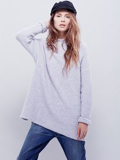 Free People Winding Ivy Pullover at Free People Clothing Boutique