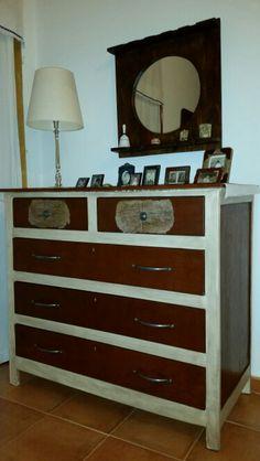Muebles restaurados. ..