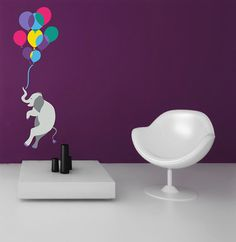Wall Decal ELEPHANT