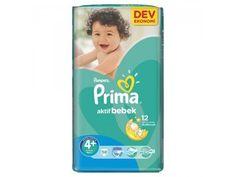 Prima Bebek Bezi Aktif Bebek 4+ Beden Maxi Plus