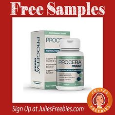 Free Procera Mood Samples! Get Free Samples, Free Stuff By Mail, Quick Money, Free Items, Magazines, Mood, Journals, Money Fast