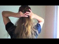 Beauty Tutorial: How to French Braid Your Hair. Something every woman should know how to do!
