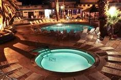 Desert Hot Springs Spa Hotel...it was AWESOME