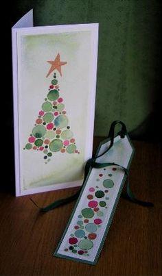 Christmas Cards - Green Lane Arts - original watercolour designs