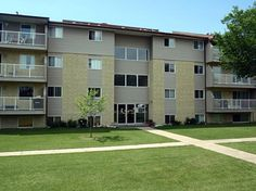 Leduc Apartments on 50th Street | Sunronita House Apartments | Kelson Group