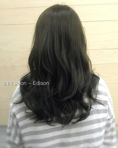 彰化INN salon - design by Edison 髮色:灰墨綠色 ⭕️為你打造專屬個人風格造型 ☎️04-7282820