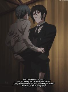 Find images and videos about lol, kuroshitsuji and black butler on We Heart It - the app to get lost in what you love. Grell Black Butler, Black Butler Funny, Black Butler Sebastian, Black Butler Kuroshitsuji, Black Butler Comics, Hot Anime, Anime Guys, Black Butler Wallpaper, Sebastian X Ciel