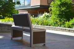 Outdoor Furniture Sets, Outdoor Decor, Bench, Urban, Home Decor, Decoration Home, Room Decor, Home Interior Design, Desk