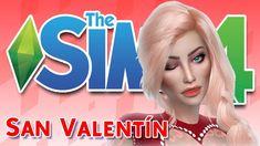 Los Sims 4 / CREANDO SIMS / SAN VALENTÍN ♥tesasims♥