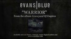 EVANS BLUE Warrior :: Official Lyric Video