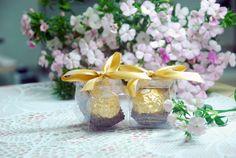金沙朱古力-回禮 Ferrero rocher - wedding gift