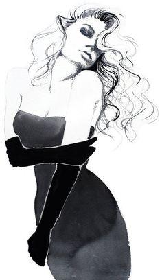 Fashion Designer Sketchpad | Fashion Sketch / fashion design SKETCH | We Heart It
