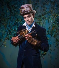 A steampunk production of Shakespear's The Tempest. in Wellington more info on: https://www.facebook.com/events/687001394714787/