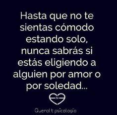 #frases #amor #soledad