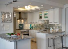 20 Astounding Kitchen Cupboards Design | Home Design Lover