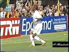 Santos 3 x 0 Corinthians - Paulistão 2005 - 13/02/05