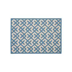 Safavieh Courtyard Geometric Indoor Outdoor Rug, Beig/Green (Beig/Khaki), CY6915-243-4 #OutdoorRugs