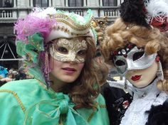 Carnevale di Venezia: The Carnival of Venice