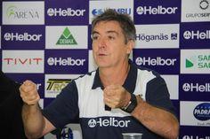 Diretoria anuncia Guerrinha como técnico do Mogi/Helbor