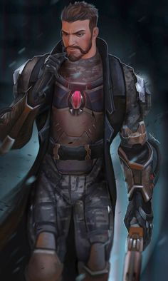 Soldier 24 skin for reaper in overwatch retribution Overwatch Reaper, Overwatch Memes, Overwatch Fan Art, Overwatch Genji, Overwatch Comic, Faucheur Overwatch, Character Inspiration, Character Art, Character Design