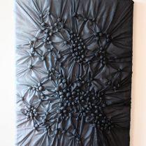 grey polonaise panel