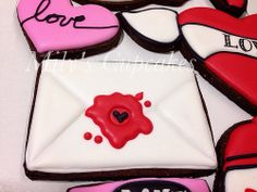Valentine's days cookies