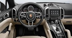 Porsche Updates Cayenne For 2017MY #New_Cars #Porsche