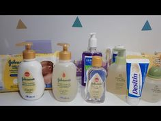 PRODUTOS DE HIGIENE DO BEBÊ 1° MÊS - YouTube Bolo Youtube, Personal Care, Make It Yourself, Productivity