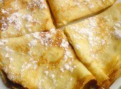 Almás palacsinta Ethnic Recipes, Food, Meal, Essen