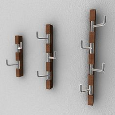 Coat Hook 3Ds - 3D Model