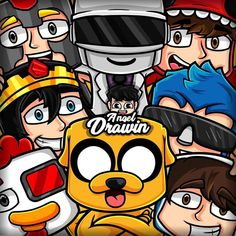 Gorillaz 2 D, Chibi Anime, Cool Kids, Art For Kids, Pikachu, Mickey Mouse, Disney Characters, Fictional Characters, Batman