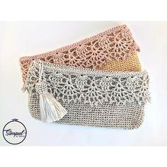Marvelous Crochet A Shell Stitch Purse Bag Ideas. Wonderful Crochet A Shell Stitch Purse Bag Ideas. Crochet Purse Patterns, Crochet Pouch, Crochet Bags, Handmade Clutch, Handmade Bags, Handmade Leather, Crochet Handbags, Crochet Purses, Love Crochet
