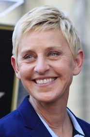 Ellen DeGeneres for her never ending generosity.